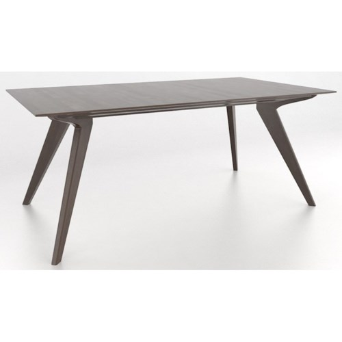 Canadel Downtown - Custom Dining Contemporary Customizable Rectangular Table