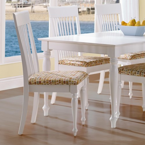 Canadel Gourmet - Custom Dining Customizable Upholstered Side Chair