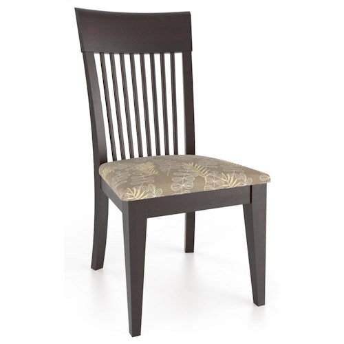 Canadel Gourmet Customizable Upholstered Side Chair