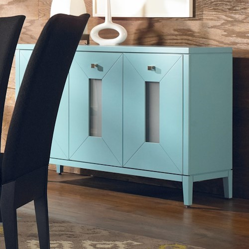 Canadel High Style - Custom Dining Customizable 3 Door Buffet