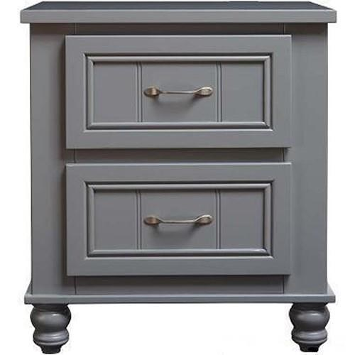 Morris Home Furnishings Cottage Hill Night Stand w/ 2 Drawers