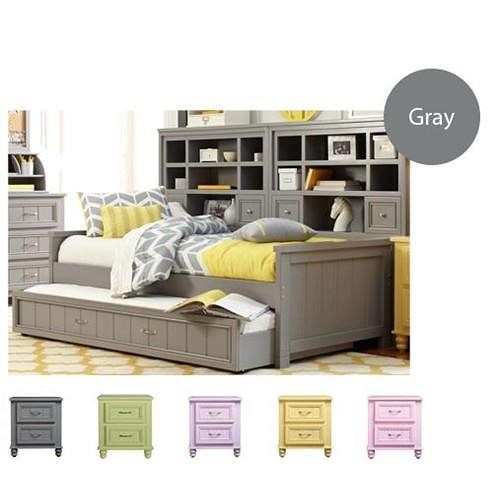 Morris Home Furnishings Cottage Hill Full Bookcase Lounge Bed