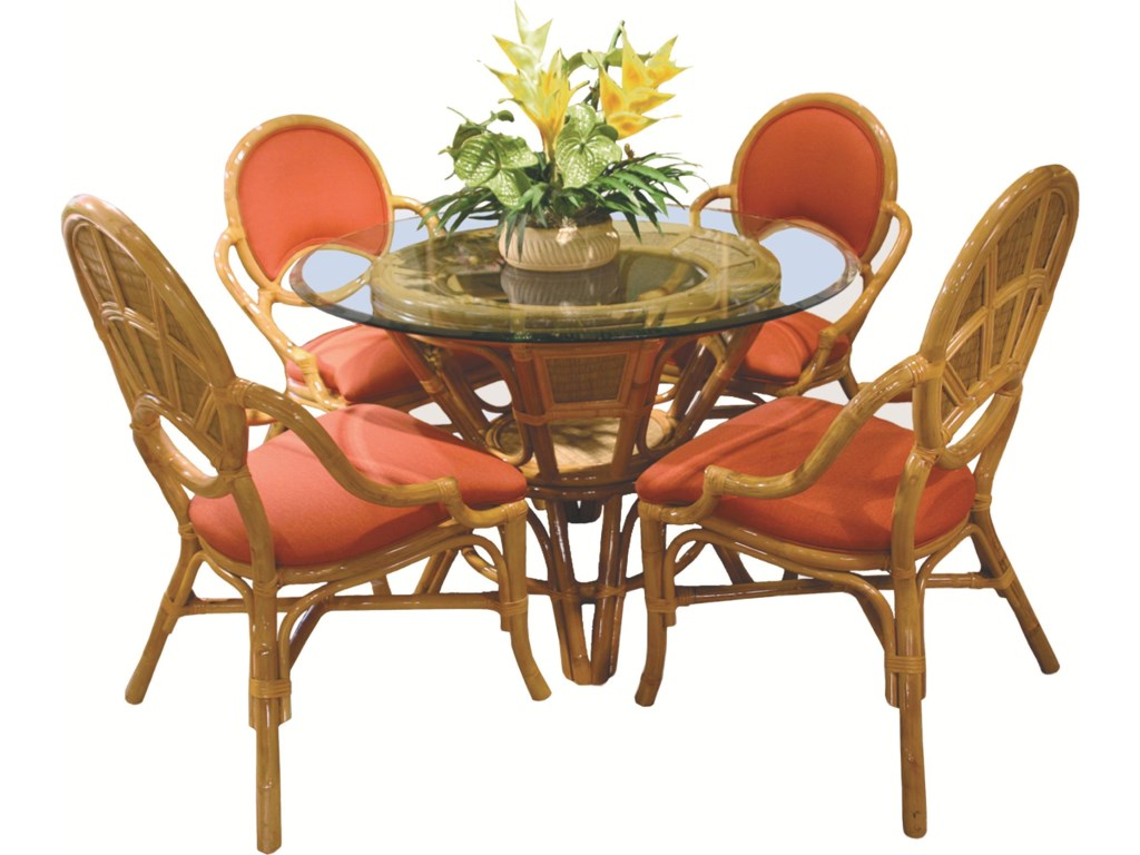 Shown With Coordinating Dining Table