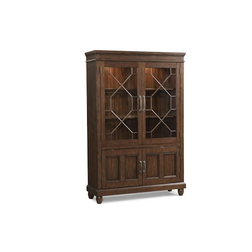 Easton Collection Blue Ridge Dining Room Curio