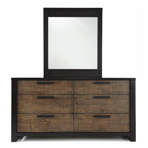 Morris Home Furnishings Decateur Dresser