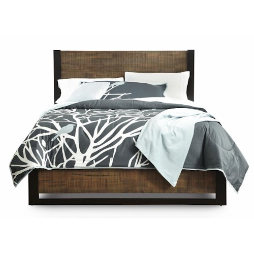 Morris Home Furnishings Decateur Queen Platform Bed
