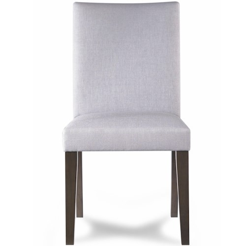 Belfort Select Modera Dining Side Chair with Block Feet