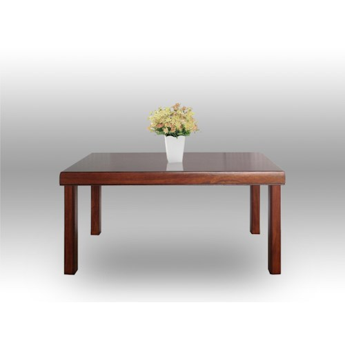 Morris Home Furnishings Calvert Leg Desk