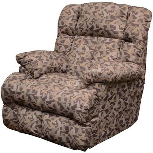 Catnapper Cedar Creek Casual Lay Flat Recliner with Pillow Top Arms
