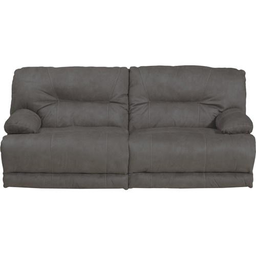 Catnapper Noble Lay Flat Power Reclining Sofa