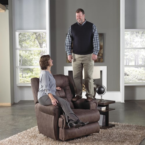 Catnapper Atlas Wall Proximity Recliner