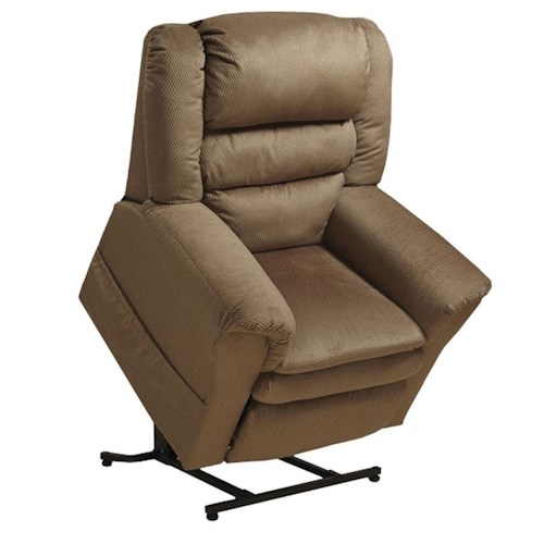 Catnapper Preston Power Lift Recliner with Pillowtop Seat