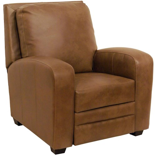 Catnapper Avanti Leather Multi-Position Recliner