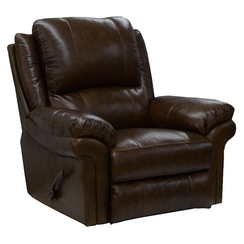 Catnapper Benson Power Lay Flat Recliner