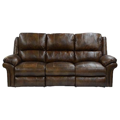 Catnapper Benson Lay Flat Reclining Sofa