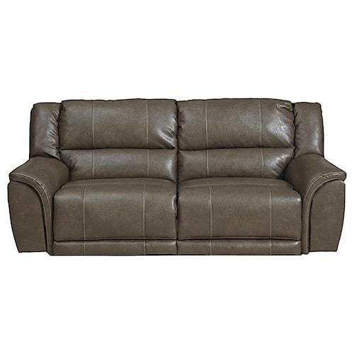 Catnapper Carmine Lay Flat Reclining Sofa