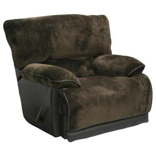 Catnapper Escalade 171 Transitional Chaise Glider Recliner