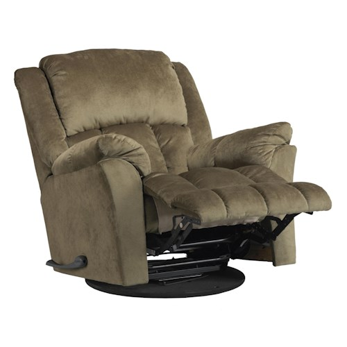 Catnapper motion chairs and recliners gibson lay flat for Catnapper gibson chaise recliner