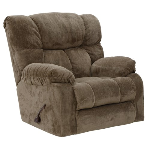 Catnapper Motion Chairs and Recliners Popson Rocker Recliner