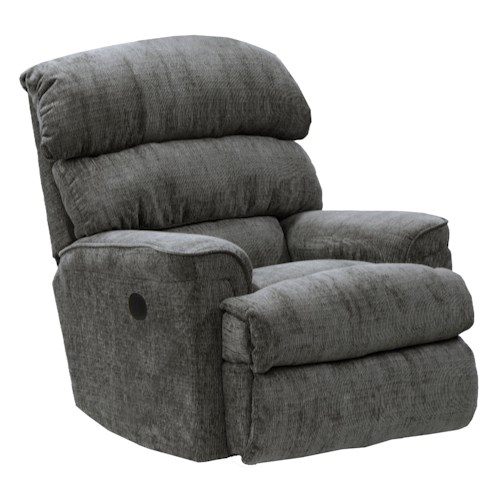 Catnapper Motion Chairs and Recliners Pearson Power Wall Hugger Recliner