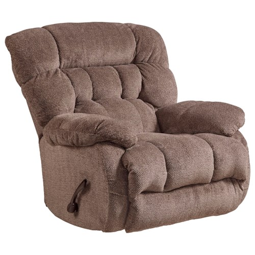 Catnapper Motion Chairs and Recliners Daly Power Lay Flat Recliner