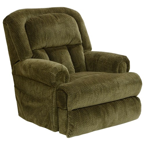 Catnapper Motion Chairs and Recliners Burns Lift Recliner with Casual Style