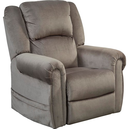 Catnapper Motion Chairs and Recliners Spencer Power Lift Recliner with Power Headrest