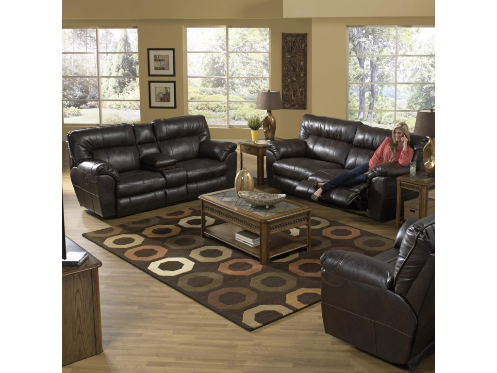 Shown with Coordinating Collection Loveseat. Cuddler Recliner Shown Right Corner. Sofa Shown May Not Represent Exact Features Indicated.