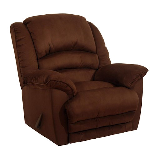 Catnapper Revolver Chaise Rocker Recliner w/Massage