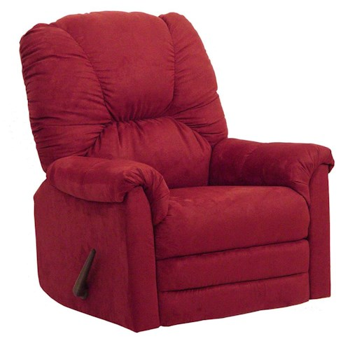Catnapper Winner Casual Style Rocker Recliner