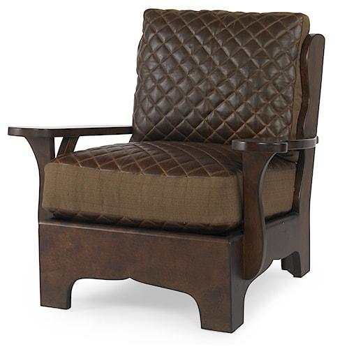 Century Bob Timberlake Tim's Exposed Wood Porch Chair