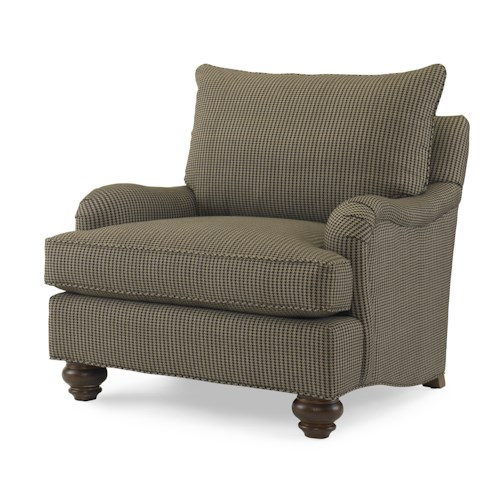 Century Bob Timberlake Carter's Casual Plush Chair