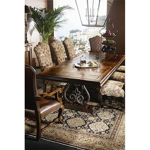 Century Caperana Rectangular Dining Table