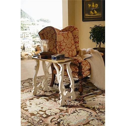 Century Caperana Chairside Table
