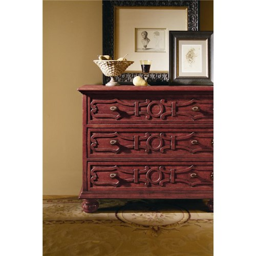 Century Caperana Master Chest with Drawers