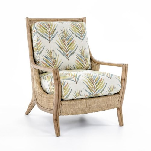 Century Century Chair Bar Harbor Rattan Chair