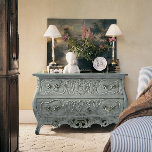 Century Coeur De France Conti Chest with Drawers
