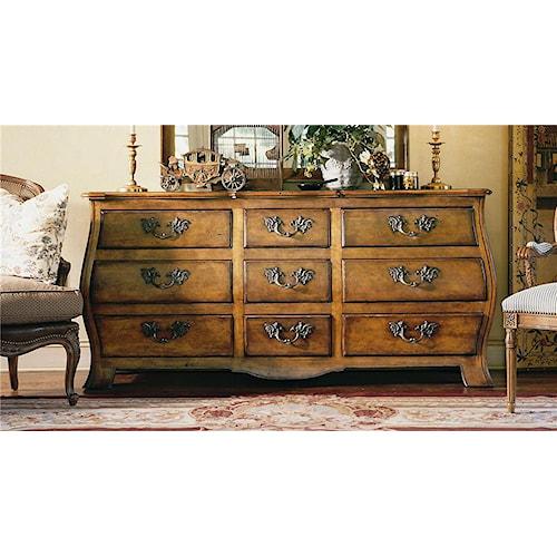 Century Coeur De France Charleaux Triple Dresser