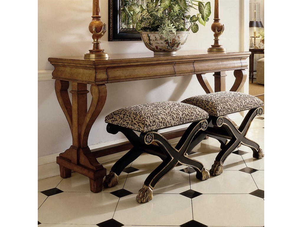 Shown as Set with Console Table