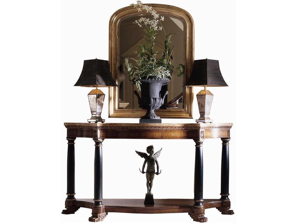 Shown with Marie Louise Wall Mirror
