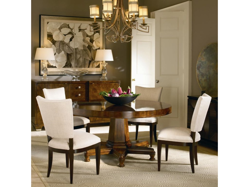 Shown as Set with Dining Table.
