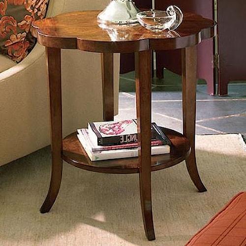 Century Omni Transitional Lamp Table
