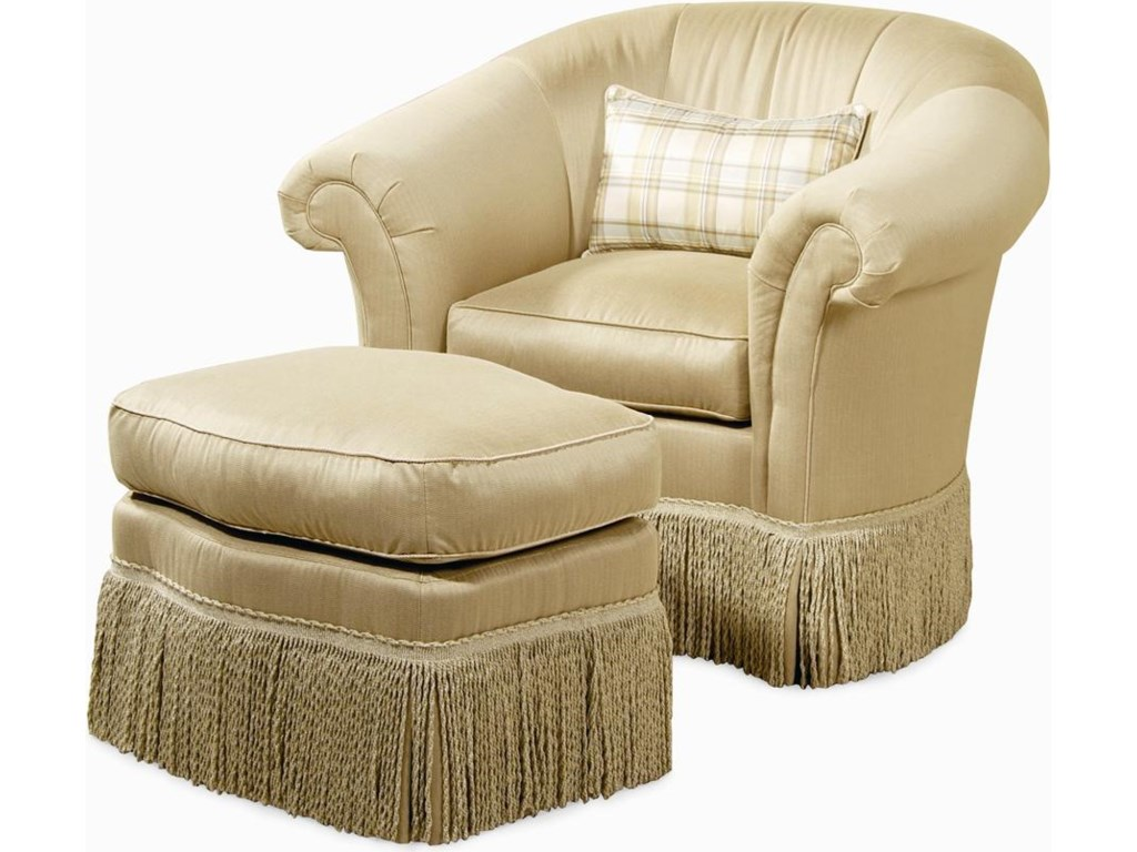 Shown with Matching Swivel Chair