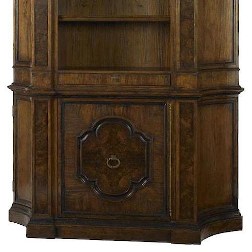 Century Marbella 661 Cielo Credenza Cabinet