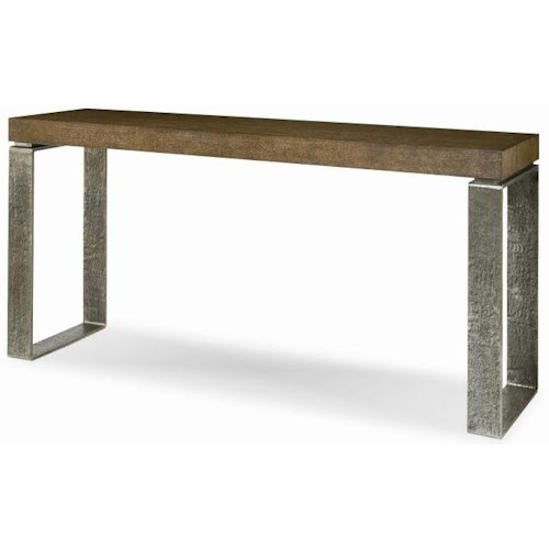 Century Mesa Colorado Rectangular Console