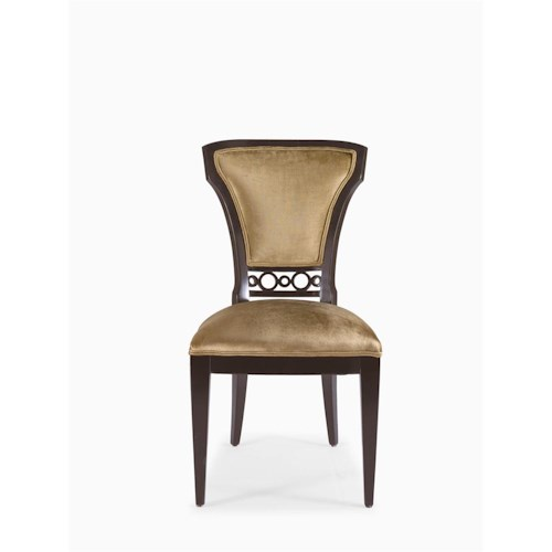 Century Metro Lux Armless Dining Chair
