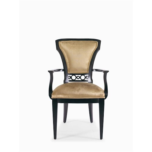 Century Metro Lux Dining Arm Chair