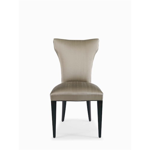 Century Metro Lux Upholstered Dining Side Chair