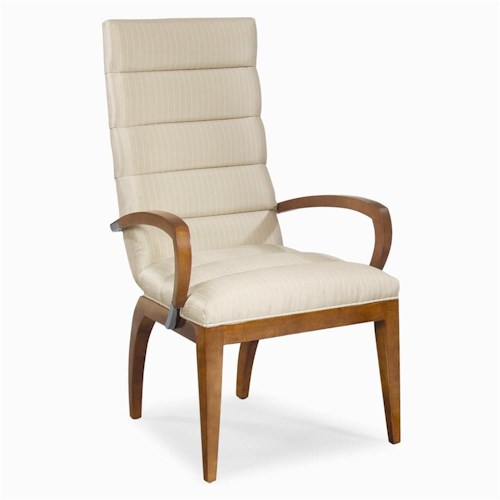 Century Milan Dining Arm Chair