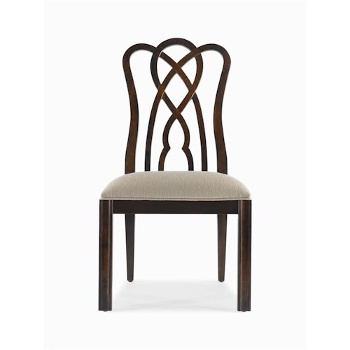 Century New Traditional Graceful Side Chair